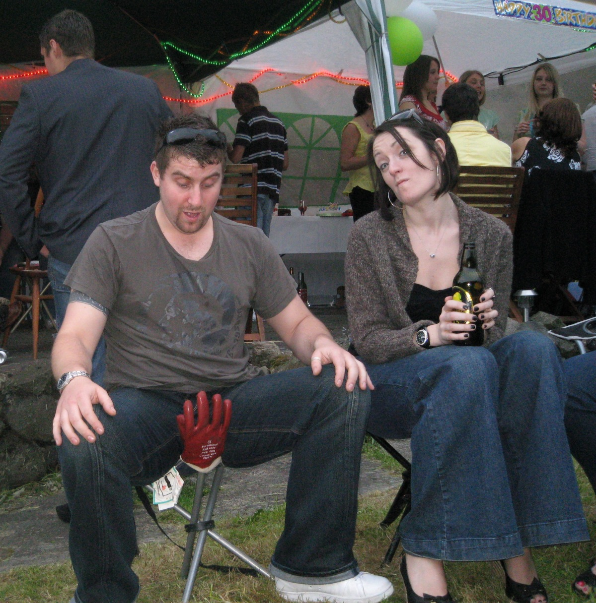 June 2008: the one where we found out that I waspregnant